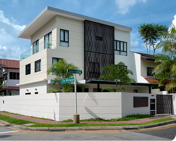 Image result for Types of landed houses in Singapore